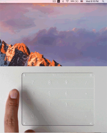 計算機モード